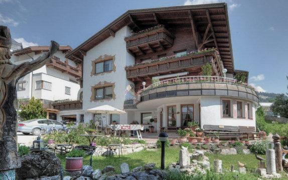 austria aparthotel Fiss umbau
