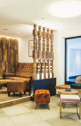 austria aparthotel fiss lounge